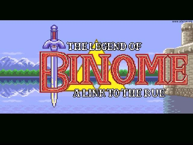 The Legend Of Binome: A link to the Rue