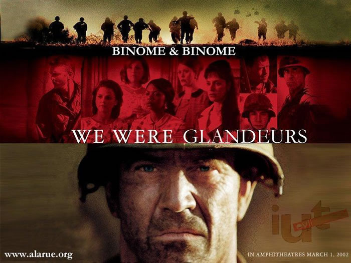 We Were Glandeurs